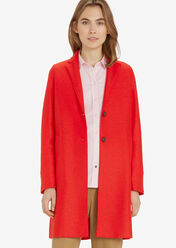 Manteau glaring red